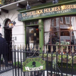 Sherlock Holmes museum in London, England is the subject of an estate dispute
